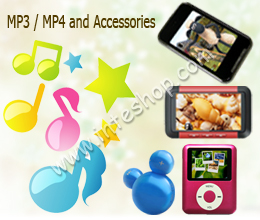 Picture of MP3 / MP4 and Accessories