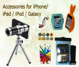 Picture of Accessories for iPhone / iPad / iPod / Galaxy